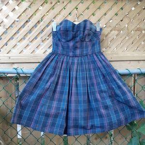 🥰💐STRAPLESS BUSTIER DRESS Size 4 Jack Wills 💐🥰